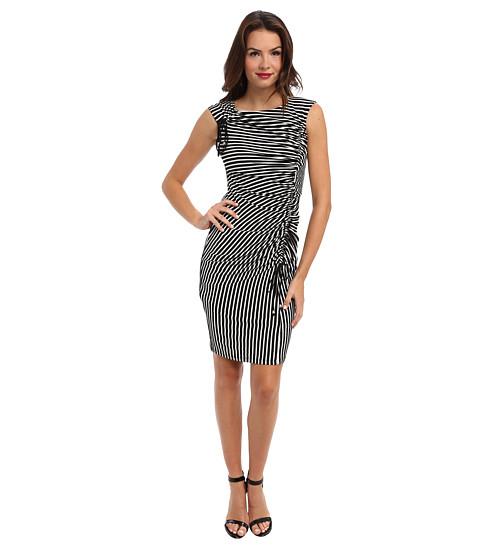 Coconinno by Eva Franco - Uni Dress (Optix Stripe) Women's Dress