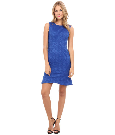 Coconinno by Eva Franco - Barbara Dress (Electric Blue) Women