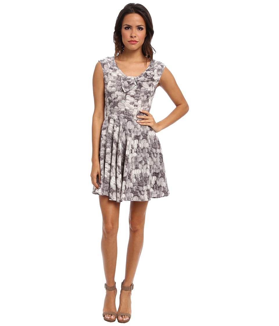 Coconinno by Eva Franco - Jacquiline Dress (Dove Pearls) Women