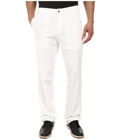 Nike Golf - Adaptive Fit Pant (White/Metallic Silver) Men