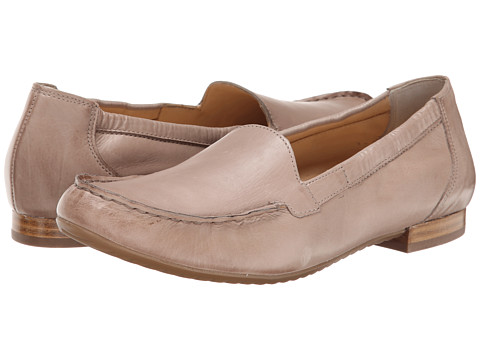 Paul Green - Camm (Taupe Leather) Women's Slip on Shoes
