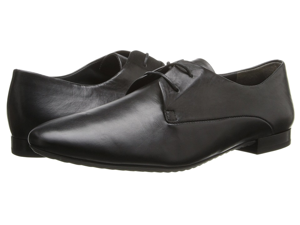 Paul Green - Carolann (Black Leather) Women's Shoes