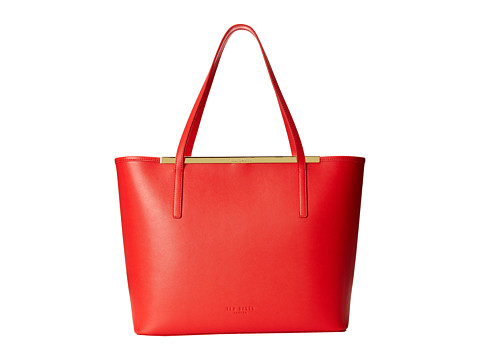 Ted Baker - Tulip (Mid Orange) Tote Handbags