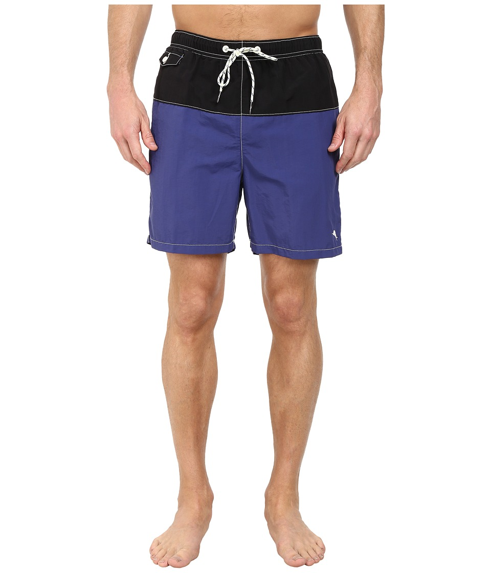 Tommy Bahama - Naples Block Party (Deep Water) Men's Swimwear