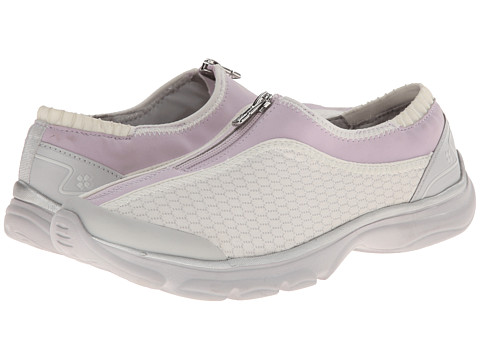 Naturalizer - Drive In (White/Purple) Women's Shoes