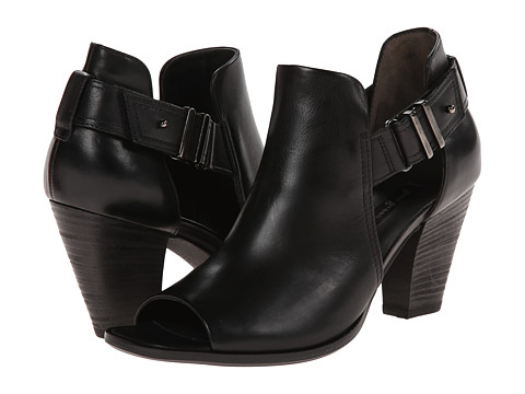 Paul Green - Claudine (Black Leather) Women's Shoes