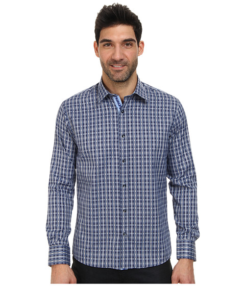 DI NERO MILANO - Luca Casual Dress Shirt (Crown) Men's Clothing
