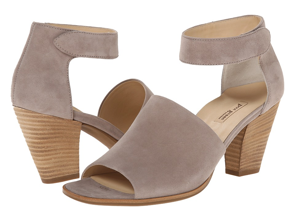 Paul Green - Ciara (Taupe Suede) High Heels