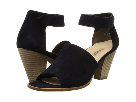 Paul Green - Ciara (Blue Suede) High Heels