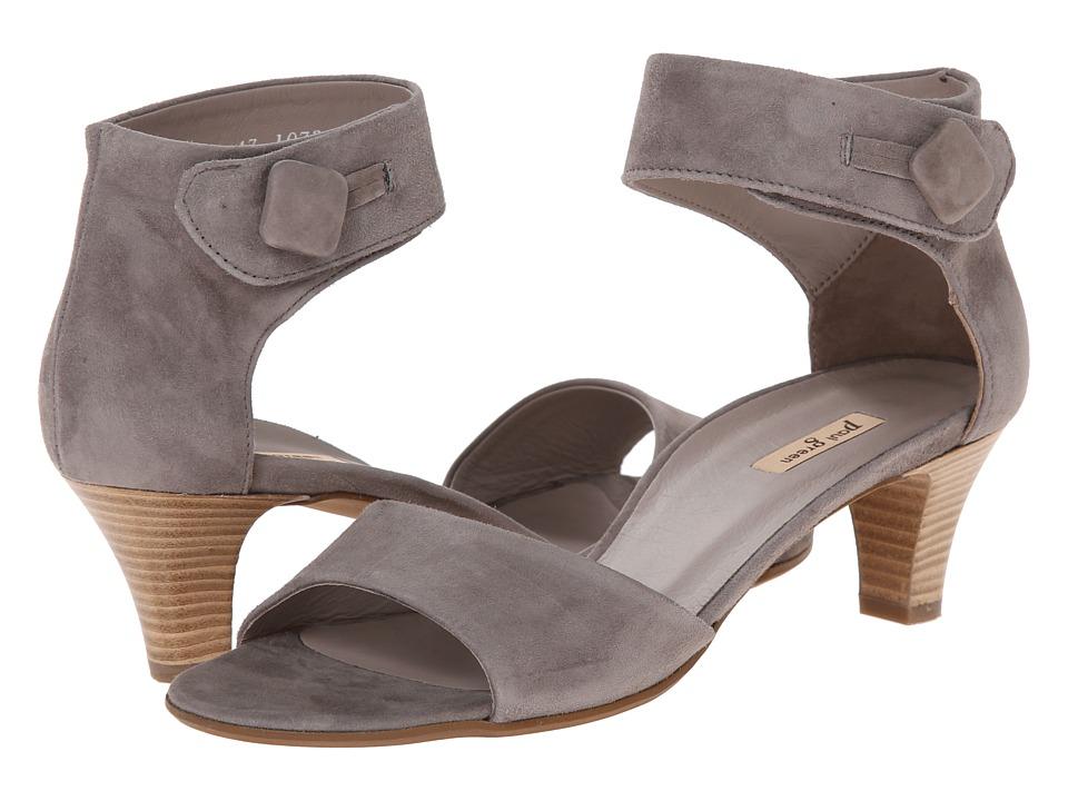 Paul Green - Aurora (Truffel Suede) Women's Dress Sandals