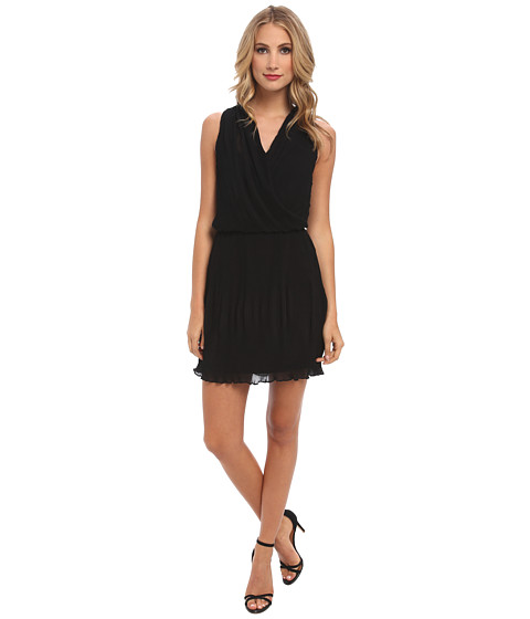 Amanda Uprichard - Crystal Dress (Black) Women's Dress