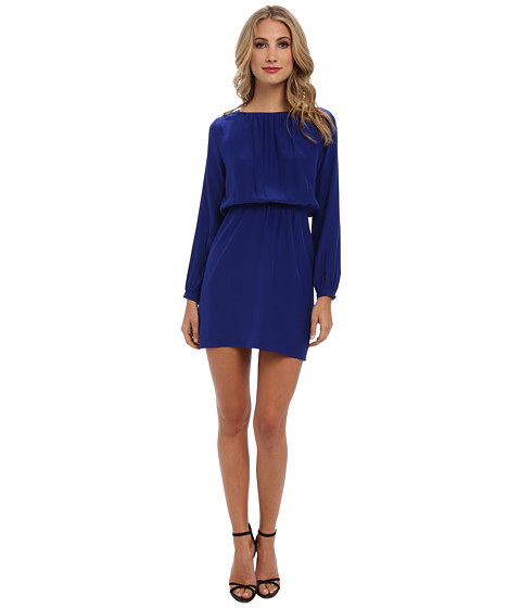 Amanda Uprichard - Symphony Dress (Sapphire) Women's Dress