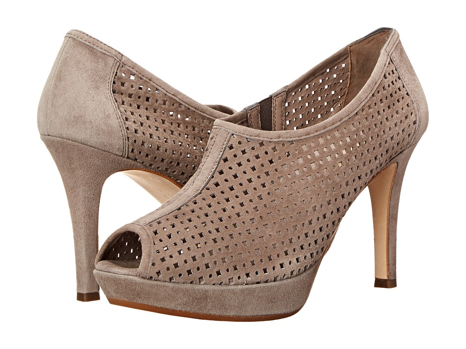 Paul Green - Passion (Truffel Suede) High Heels