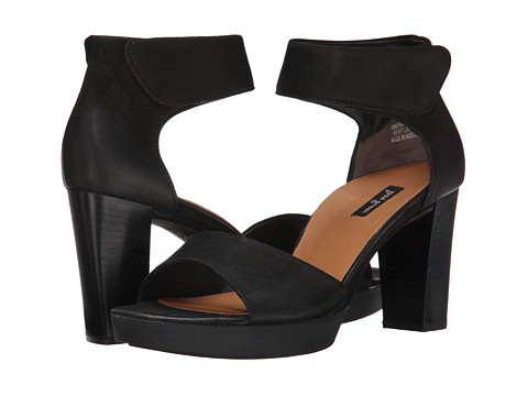 Paul Green - Callaway (Black Nubuk) High Heels