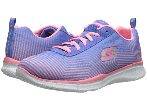 SKECHERS - Expect Miracles (Pink White) Women's Shoes