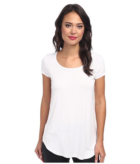 Susana Monaco - Cap Sleeve Top (Sugar) Women's Short Sleeve Pullover