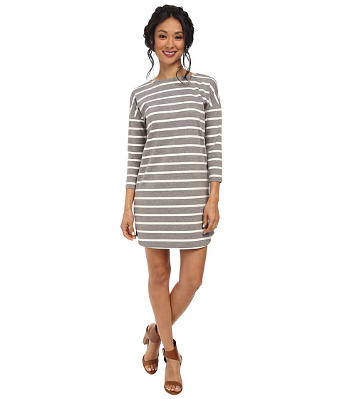 BB Dakota - Phillipa Dress (Medium Heather Grey) Women's Dress
