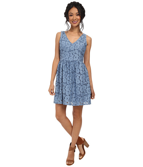 BB Dakota - Phaedra Dress (Overcast) Women's Dress