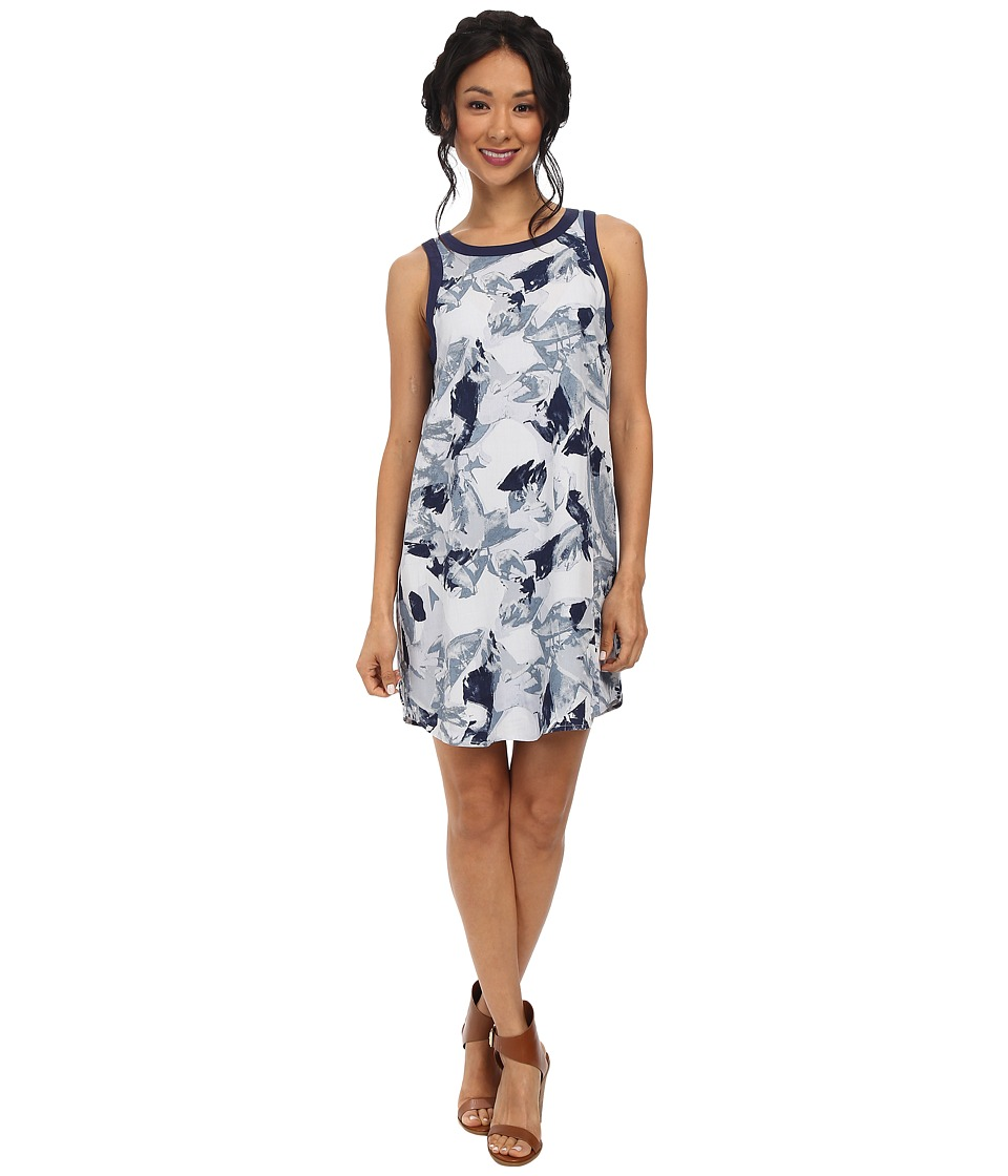 BB Dakota - Ziggy Dress (Navy) Women's Dress