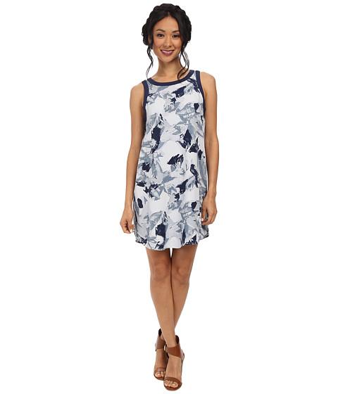 BB Dakota - Ziggy Dress (Navy) Women's Dress