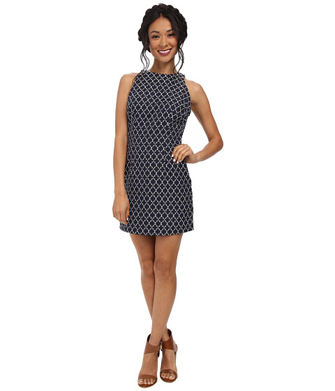 BB Dakota - Manix Dress (Navy) Women's Dress