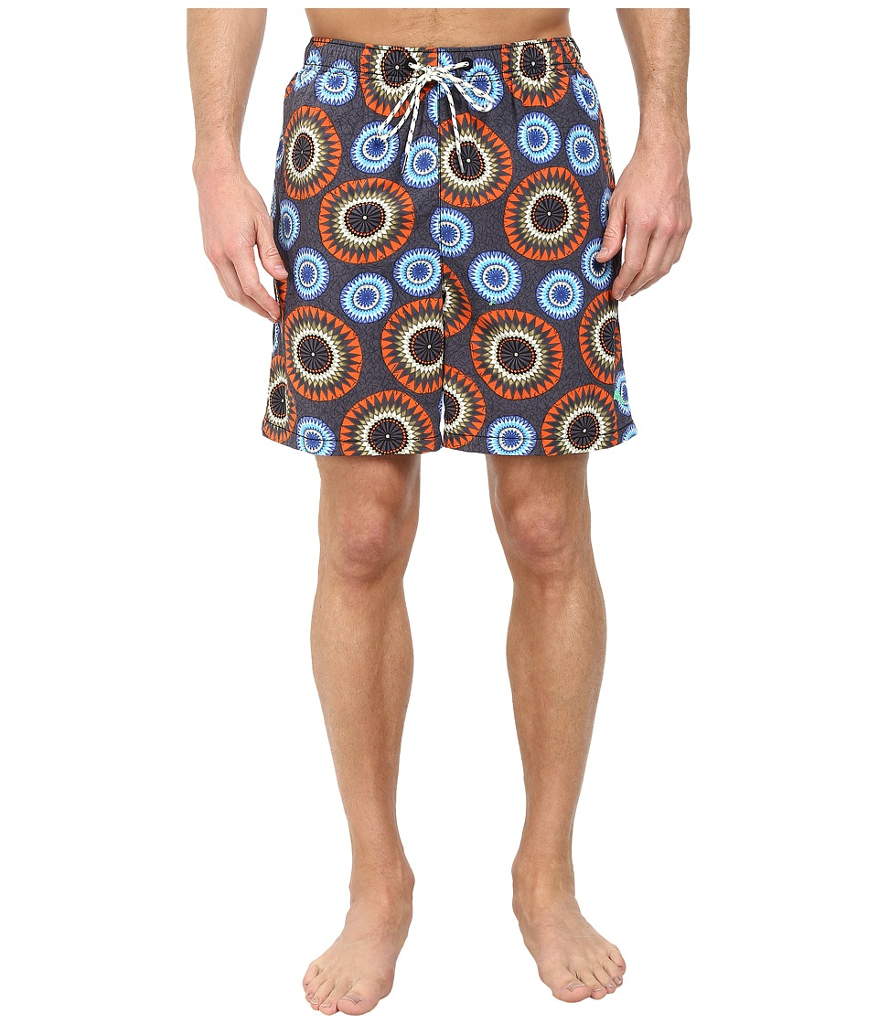 Tommy Bahama - Naples Medallion (Black) Men's Swimwear