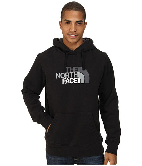 The North Face - Half Dome Hoodie (TNF Black Graphite Grey Gradient) Men's Long Sleeve Pullover