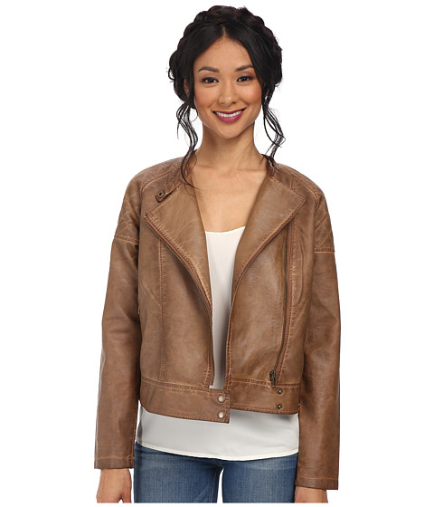 BB Dakota - Jadyn Jacket (Camel) Women
