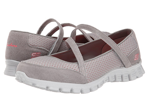 SKECHERS - A-Game (Gray Coral) Women