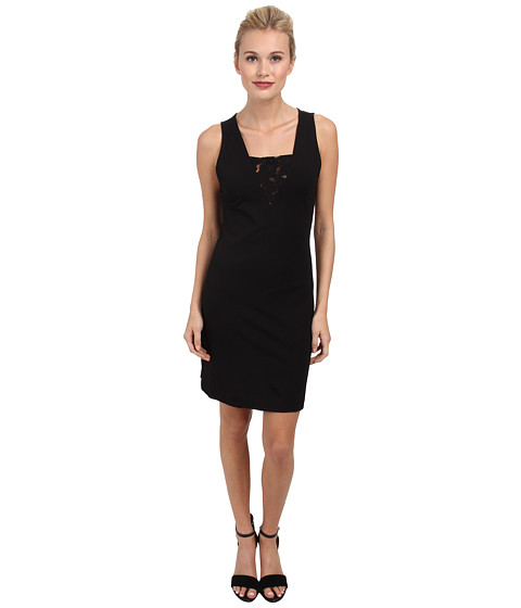 BB Dakota - Simi Dress (Black) Women's Dress