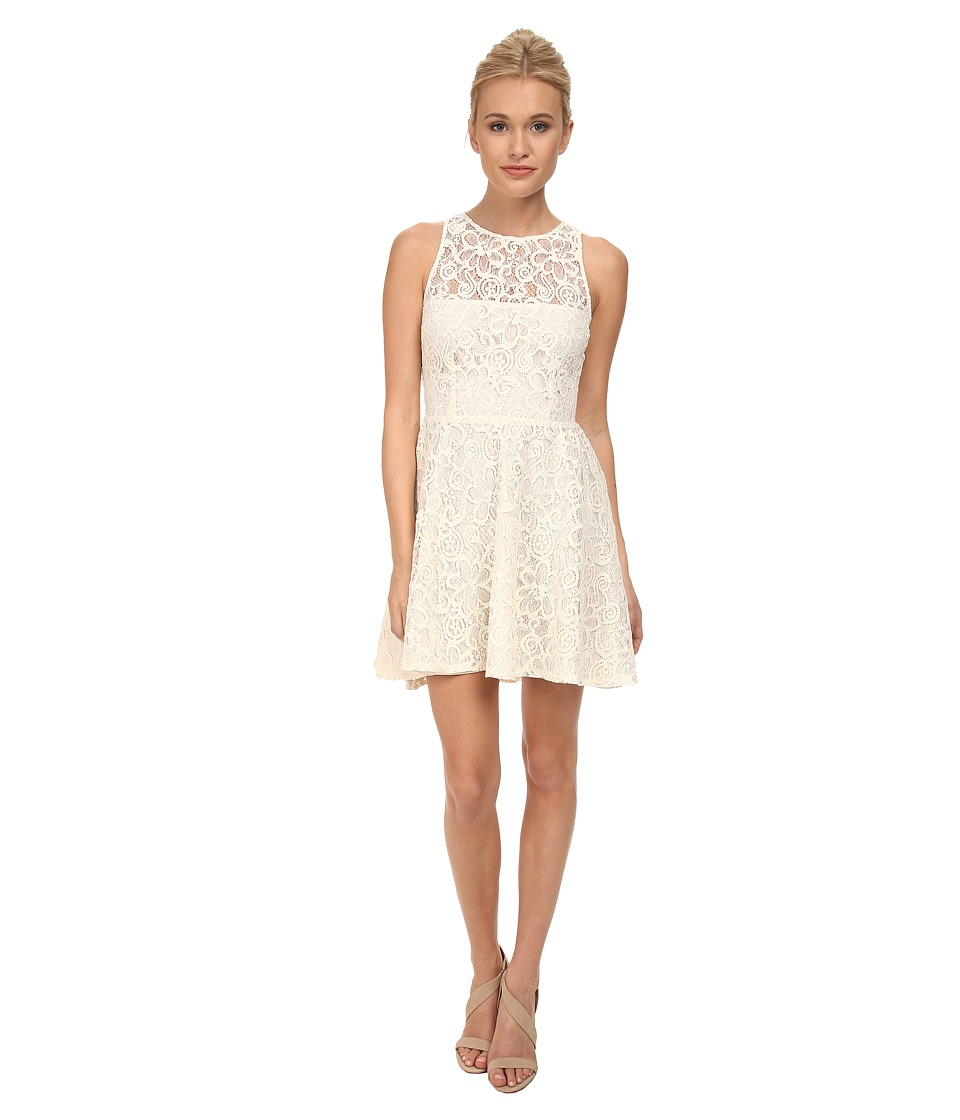 BB Dakota Fenton Dress (Ivory) Women