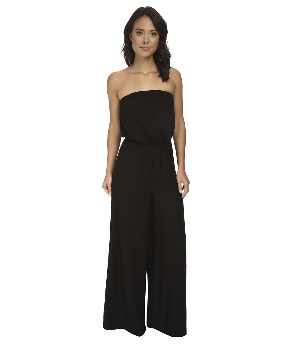BB Dakota - Logan Pant (Black) Women's Jumpsuit & Rompers One Piece
