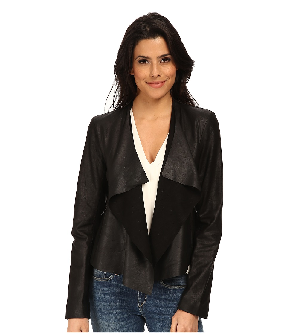 BB Dakota - Patina Jacket (Black) Women's Coat
