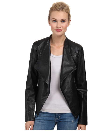 BB Dakota - Slate Jacket (Black) Women's Jacket