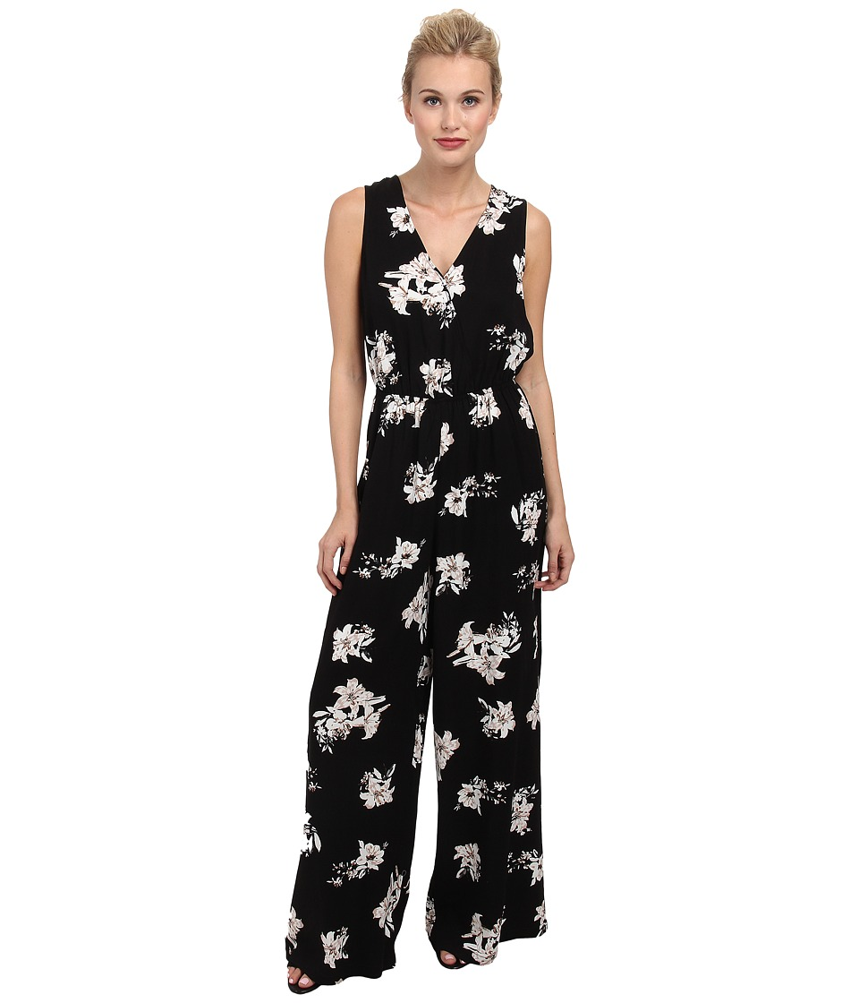 BB Dakota - Varana Jumpsuit (Black) Women's Jumpsuit & Rompers One Piece