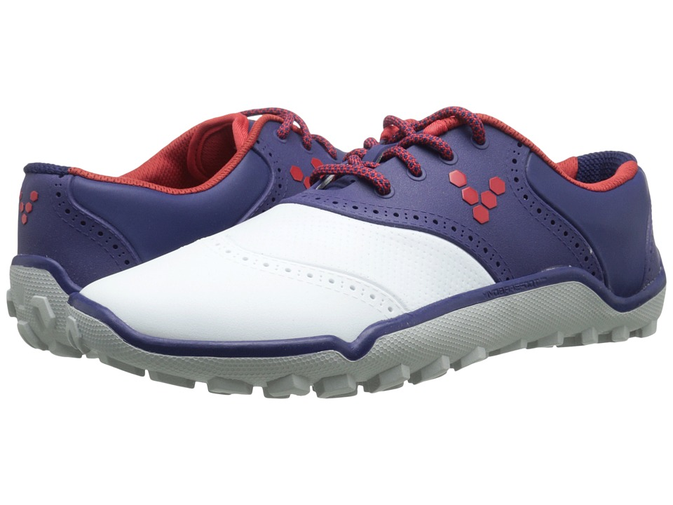 Vivobarefoot - Linx (Navy/White) Men's Golf Shoes