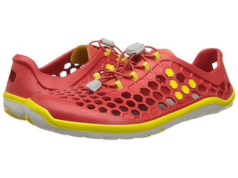 Vivobarefoot - Ultra II (Red/Yellow) Men's Shoes