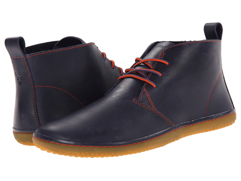 Vivobarefoot - Gobi II M Leather (Navy Hopewell Leather) Men
