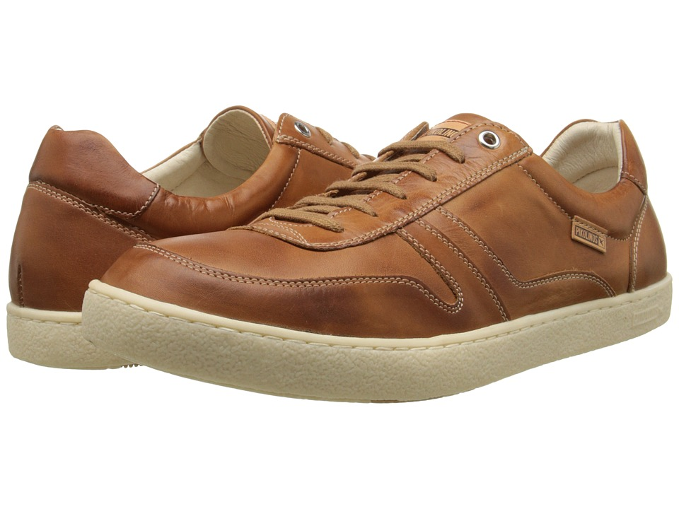 Pikolinos - Belfast 09P-6003 (Brandy) Men's Lace up casual Shoes