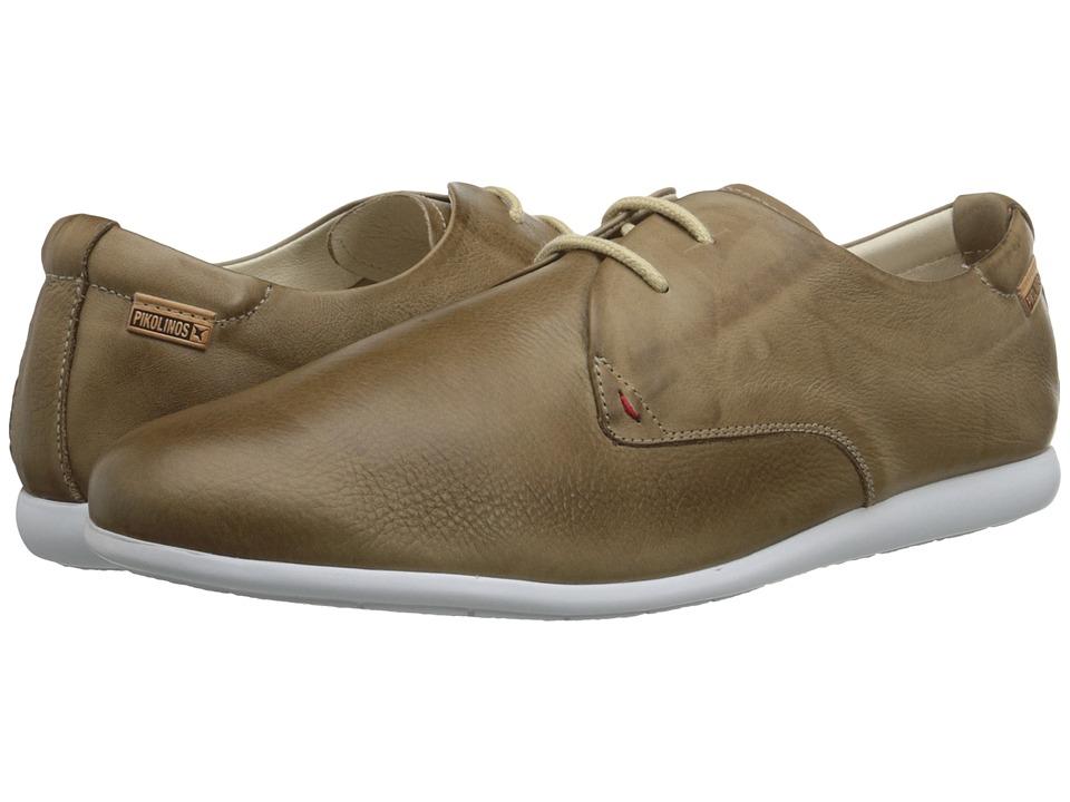 Pikolinos - Faro 07R-6690 (Safari) Men's Lace up casual Shoes
