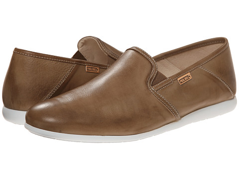 Pikolinos - Faro 07R-6691 (Safari) Men's Slip on Shoes