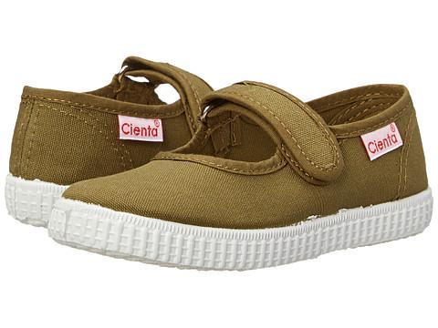Cienta Kids Shoes - 56000 (Infant/Toddler/Little Kid/Big Kid) (Green 2) Girls Shoes