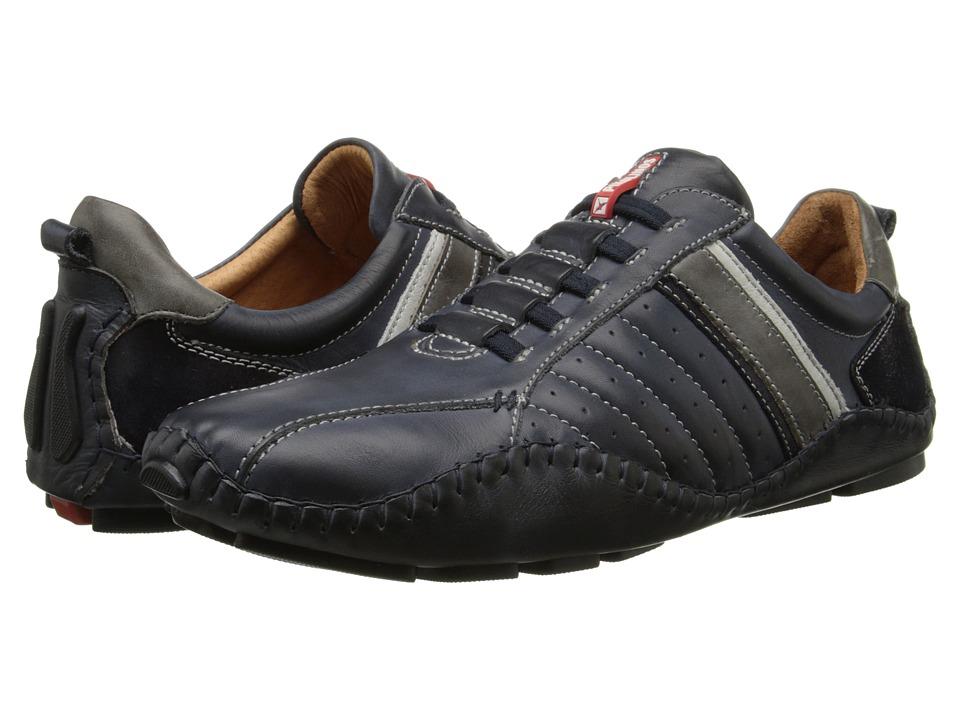 Pikolinos - Fuencarral 15A-6986 (Navy Blue) Men's Shoes