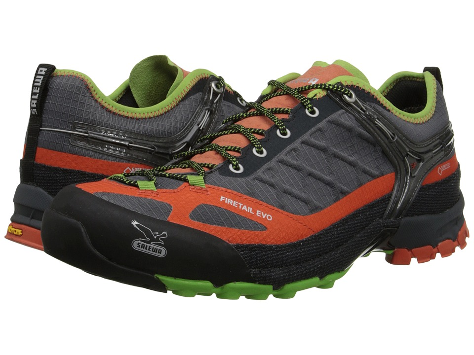 SALEWA - Firetail Evo GTX (Smoke/Grenatine) Men's Shoes