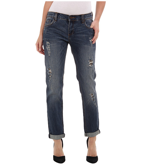 Edyson Jeans - Soho Relaxed Boyfriend in Derry (Derry) Women