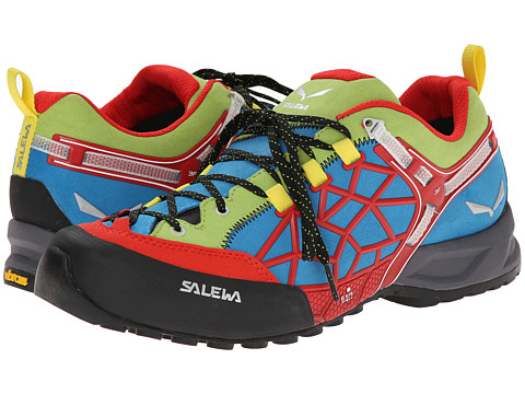 SALEWA - Wildfire Pro (Flame/Cactus) Men's Shoes
