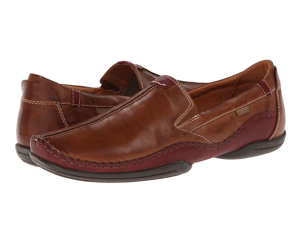 Pikolinos - Puerto Rico 03A-3008 (Cuero) Men's Slip on Shoes