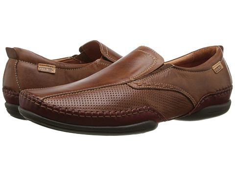 Pikolinos - Puerto Rico 03A-3020 (Cuero) Men's Slip on Shoes