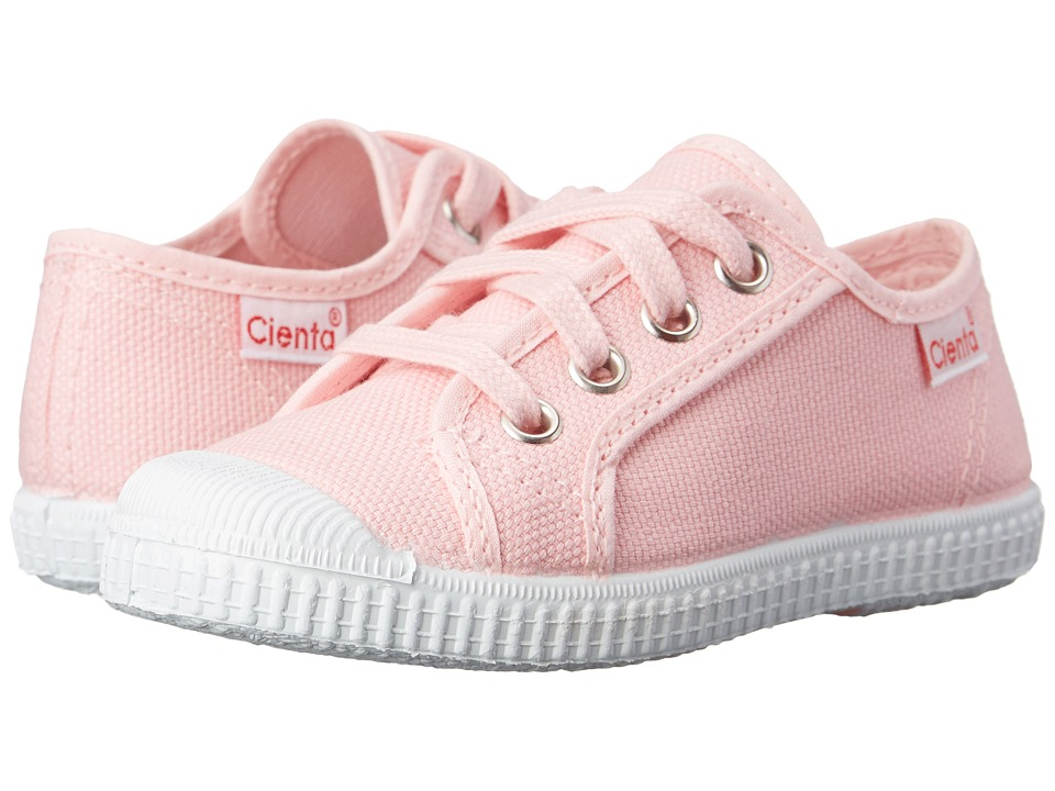 Cienta Kids Shoes - 74020 (Toddler/Little Kid/Big Kid) (Pink) Girl's Shoes