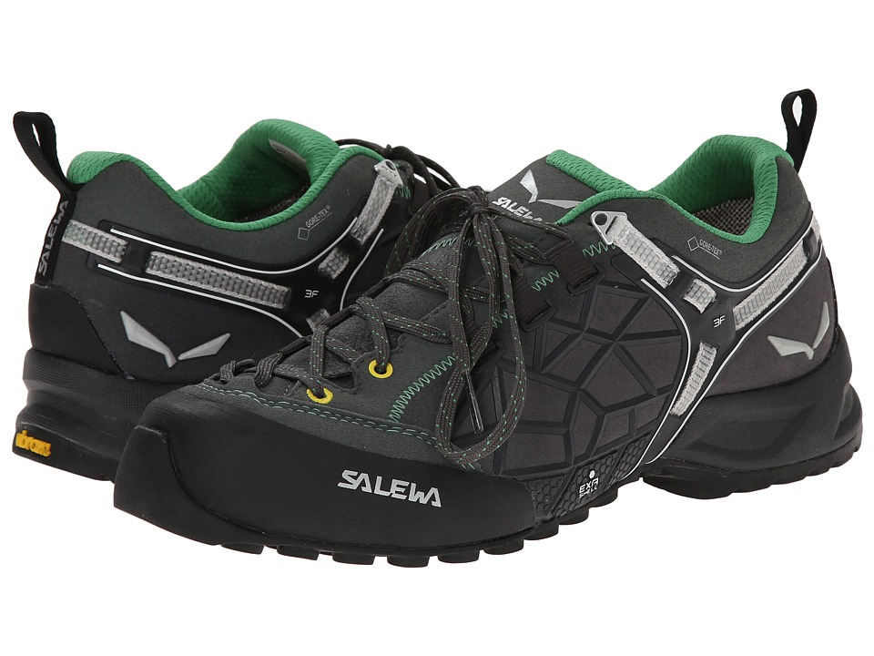 SALEWA - Wildfire Pro GTX (Carbon/Assenzio) Women's Shoes